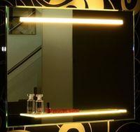 Зеркало в ванную комнату  Dubiel Vitrum Дора