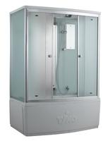 Душевая прямоугольная кабина с ванной TIMO Comfort T-8870 F