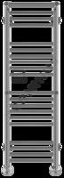 Водяной полотенцесушитель Терминус АВРОРА С 2 ПОЛКАМИ П20 (4-6-6-4) 332