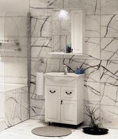 Комплект мебели для ванной комнаты COROZO Элегия Ретро 60