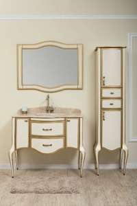 Комплект мебели TIMO Elsa 100 M-VR 9001
