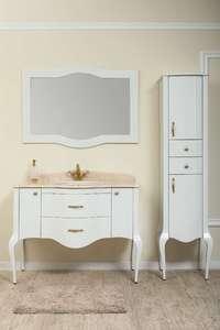 Комплект мебели TIMO Elsa 110 M-VR White