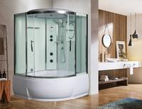 Душевая угловая кабина с ванной WeltWasser WW500 EMMER 13555-2