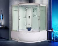 Душевая угловая кабина с ванной WeltWasser WW500 EMMER 15055-2