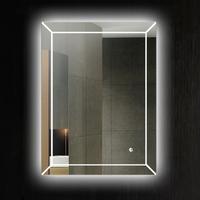 Зеркало в ванную комнату ESBANO ES-3428HRD