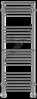 Водяной полотенцесушитель Терминус АВРОРА С 2 ПОЛКАМИ П22 (7-5-5-5) 432