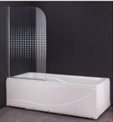 Шторка в ванну PARLY F4