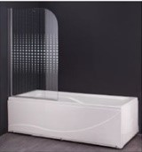 Шторка в ванну PARLY F04