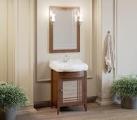 Комплект мебели для ванной комнаты OPADIRIS САКУРА 60 СВЕТЛЫЙ ОРЕХ