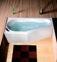 Ванна ALPEN Tigra 170 L (левая)