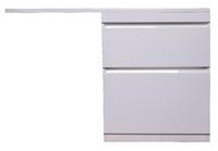 Комплект мебели Style line Даллас 130 Люкс белая PLUS