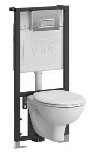 Унитаз подвесной Vitra Arkitekt 9005B003-7211