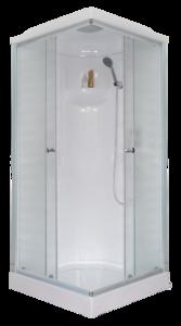 Душевая кабина 90х90 Royal Bath RB 90HP1-М