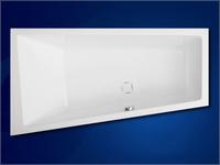 Ванна Vagnerplast CAVALLO OFFSET 160x90 L (левая)