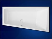 Ванна Vagnerplast CAVALLO OFFSET 160x90 R (правая)