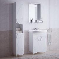 Комплект мебели для ванной комнаты COROZO Кентис 60
