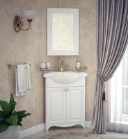 Комплект мебели для ванной комнаты COROZO Классика 65 угловой