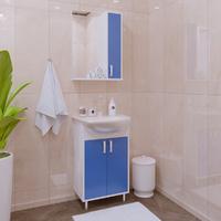 Комплект мебели для ванной комнаты Stella Polar Колор 50 синяя