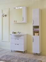 Комплект мебели для ванной комнаты Аллигатор Афина