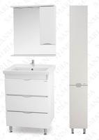 Комплект мебели для ванной комнаты Sanmaria Квадро
