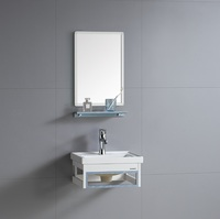 Комплект мебели для ванной комнаты RIVER LAURA 405 BU