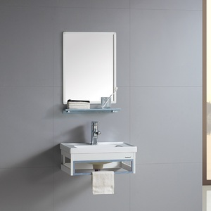 Комплект мебели для ванной комнаты RIVER LAURA 505 BU
