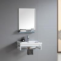 Комплект мебели для ванной комнаты RIVER LAURA 605 BU
