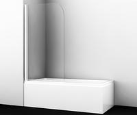 Шторка в ванну WasserKRAFT Leine 35P01-80WHITE