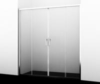Душевая дверь WasserKRAFT Lippe 45S09