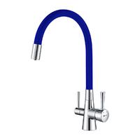 Смеситель для раковины Lemark  Comfort LM3075C-Blue