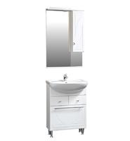 Комплект мебели для ванной комнаты М-Классик Люка 61 СН кр