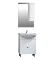 Комплект мебели для ванной комнаты М-Классик Люка 61 СН