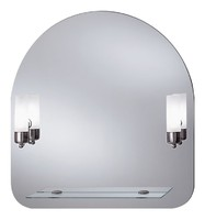 Зеркало в ванную комнату  Dubiel Vitrum Гая