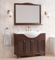 Комплект мебели для ванной комнаты Аллигатор Мадрид