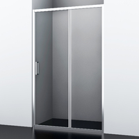 Душевая дверь WasserKRAFT Main 41S13