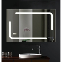 Зеркало в ванную комнату WeltWasser WW BZS MARC 8060-2
