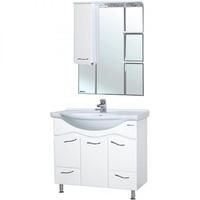 Комплект мебели для ванной комнаты Bellezza Мари Волна