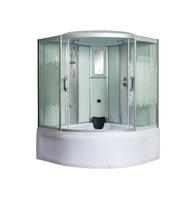 Душевая угловая кабина с ванной МОНОМАХ 150/150/55 С МЗ