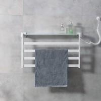 Электрический полотенцесушитель BLACK&WHITE N-333 W