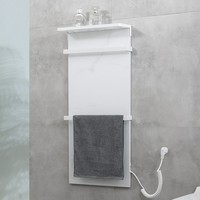 Электрический полотенцесушитель BLACK&WHITE N-388 WM