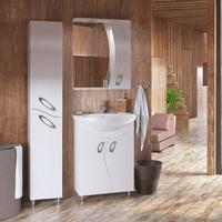 Комплект мебели для ванной комнаты COROZO Наина 60