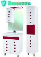 Комплект мебели для ванной комнаты Bellezza Натали