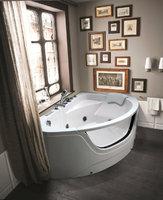 Ванна BLACK&WHITE GB5008R (правая)