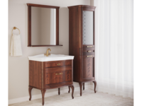 Комплект мебели DiHome Vittoria Antik 80 walnut