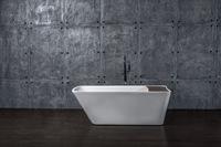 Ванна акриловая NT Bathroom NT01 LAGO DI COMO