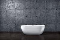 Ванна акриловая NT Bathroom NT02 LAGO DI PIANO