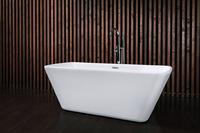 Ванна акриловая NT Bathroom NT05 LAGO DI LUGANO