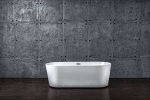 Ванна акриловая NT Bathroom NT07 LAGO MAGGIORE