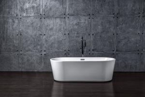 Ванна акриловая NT Bathroom NT09 LAGO DI BOLSENA