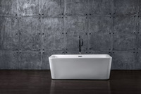 Ванна акриловая NT Bathroom NT10